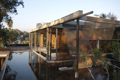 Santiago Borja, 'Fort Da / Sampler at the Neutra-VDL House in Los Angeles'