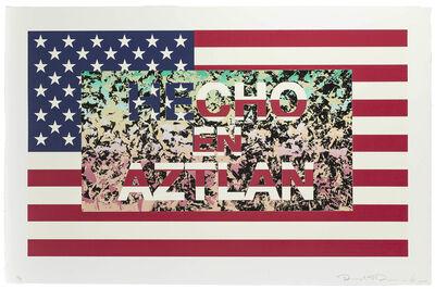 Richard Duardo, 'Hecho en Aztlan (from the Flag Series)', 2012