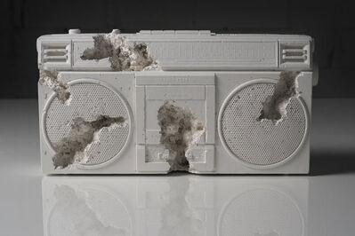 Daniel Arsham, 'Future Relic 08 - Radio', 2017