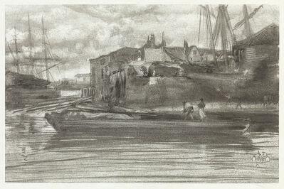 James A. M. Whistler, 'Limehouse', 1878