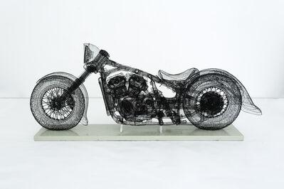 Shi Jindian 师进滇, 'Digit - Harley', 2015