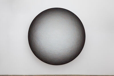 Emil Lukas, 'twin orbit north', 2018