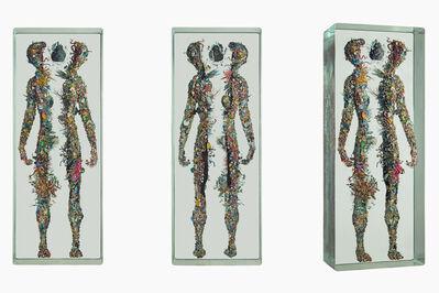 Dustin Yellin, 'Psychogeography 87', 2015