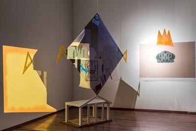 Zsolt Tibor, 'hungarian instant gallery', 2014