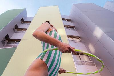 Carla Sutera Sardo, 'Stripes'
