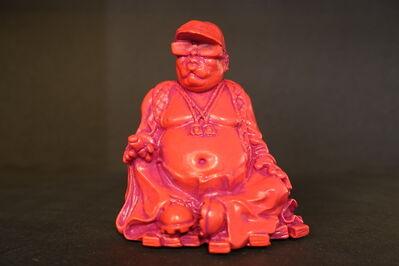 Ryan Callanan (RYCA), 'Buddha Smalls - Hot Pink', 2021