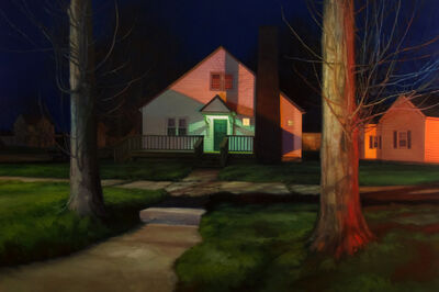 Sarah Williams, 'Burlington Avenue', 2019
