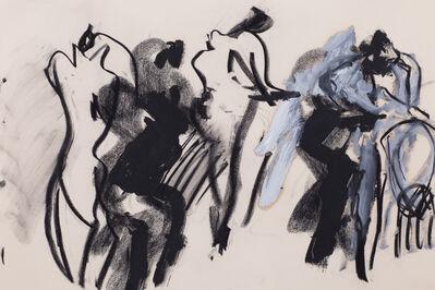 Francine Simonin, 'Les Chaises', 1986