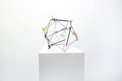 Michel de Broin, 'Drunkated VI (geodesic)', 2016