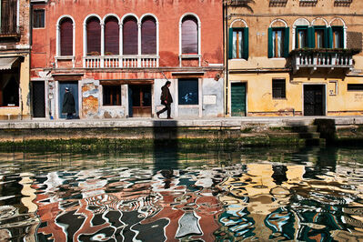 Steve McCurry, 'Venice Reflections, Italy', 2011