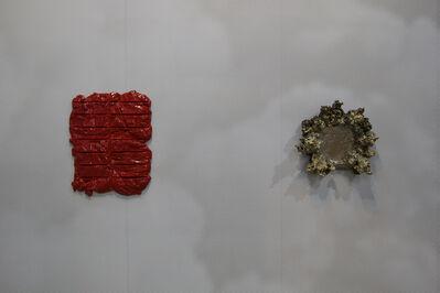 Rosemarie Trockel, 'O-Sculpture 2 and Shutter 2', 2012-2010