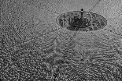 Jamey Stillings, 'Evolution of Ivanpah Solar, #8796 October 27', 2012