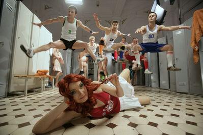 Katarzyna Kozyra, 'Cheerleader 02', 2009