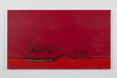 Whitney Bedford, 'Two Ships (Wilder shores of love)', 2014