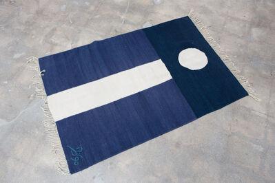 Billy Al Bengston, 'Oaxacan Blanket', 1990