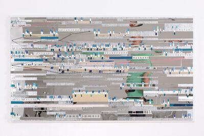Katsumi Hayakawa, 'Visual Score No. 1801', 2018