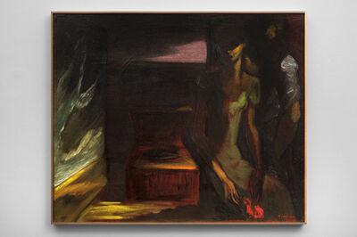 Lorser Feitelson, 'Nocturne', 1943