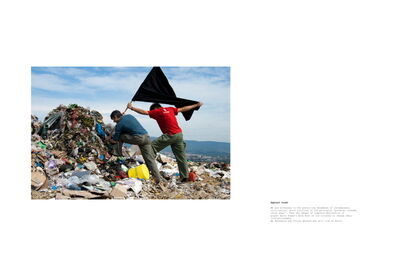Igor Grubic, 'Igor Grubic, 366 Liberation Rituals (Against Trash)', 2008