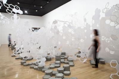 Ana Holck, 'Bastidor', 2010