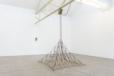 Mathias Weinfurter, 'proprietas (crane)', 2019