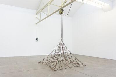 Mathias Weinfurter, 'proprietas (crane)', 2019