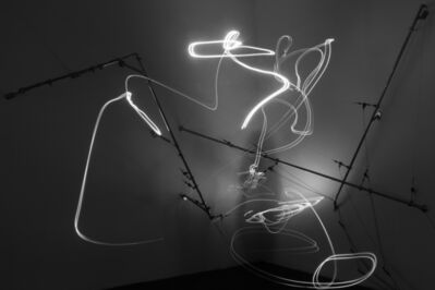Felecia Chizuko Carlisle, '30 second sound drawing (series) #1', 2015