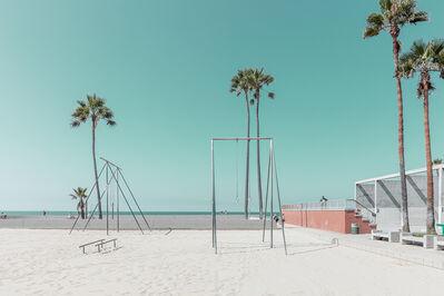 Ludwig Favre, 'Venice Beach Gym'