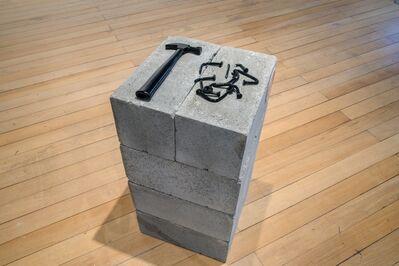 Ricardo Villa, 'Amor por princípio ordem por base progresso por fim', 2013