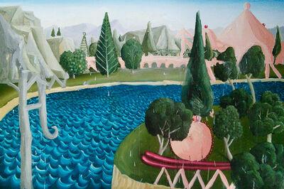 Siro Cugusi, 'Landscape', 2018