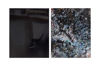 Hani Zurob, 'ZeftTime No.2 (diptych)', 2020