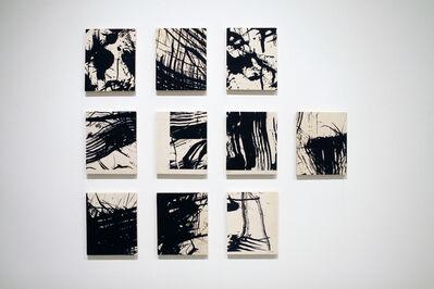 SHIH YUN YEO, 'black wires series ', 2014