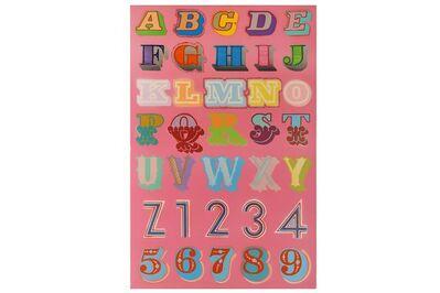 Ben Eine, '7 Styles Alphabet', 2011