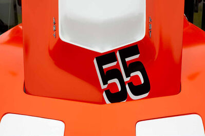 Jory Hull, 'Corvette (#55)', 2009