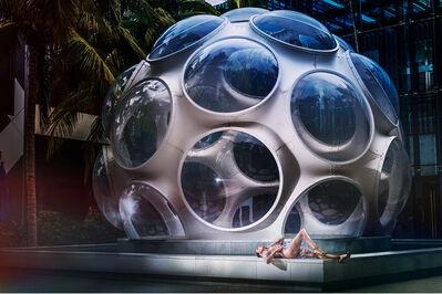David Drebin, 'Outside the Bubble', 2019