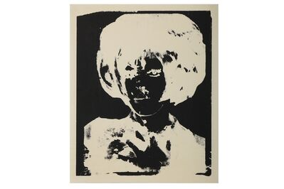 Andy Warhol, 'Ladies and Gentlemen Negative'