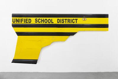 Alberto Borea, 'Unified School District (Good Morning America IV)', 2019