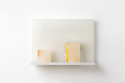 Edmund de Waal, 'the tutelar of the place, I', 2020