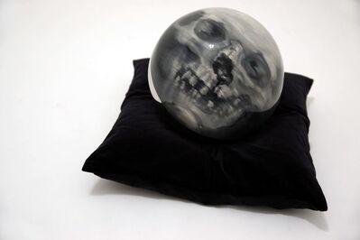 Martin C. Herbst, 'Sphere Skull 5', 2017