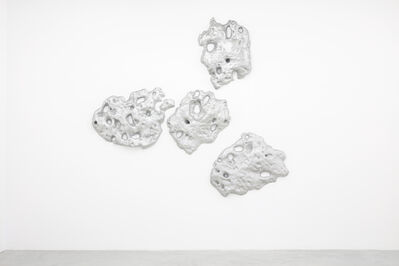 Kirsten Ortwed, 'Powder Combat', 2016