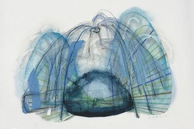 Will Gill, 'Blue Fountain', 2017