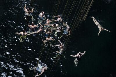 Francine Fleischer, 'Swim 8162', 2013