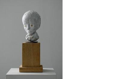 Johan Tahon, 'Amande', 2015