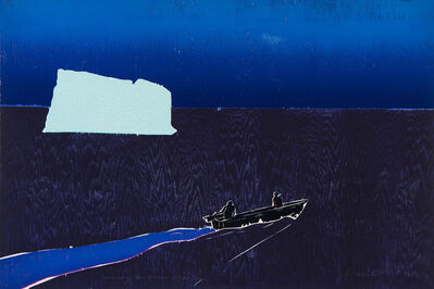 Tom Hammick, 'Passing the Narrows', 2014