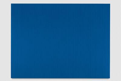 Brian Wills, 'Untitled (blue polyurethane)'