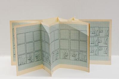 Cláudio Goulart, 'Walking around the Block', 1979
