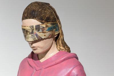 Jean-Robert Drouillard, 'Je suis Justice', 2017