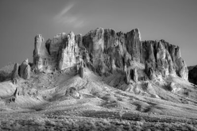 Mitch Dobrowner, 'Superstition Mountain, Apache Junction, Arizona', 2012