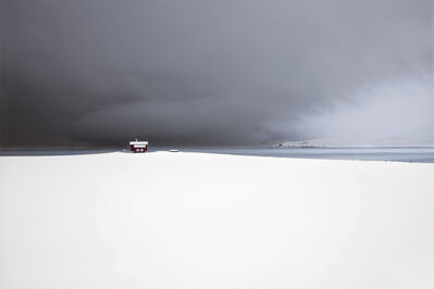 Christophe Jacrot, 'The Red House (Snjór series)', 2014-2016