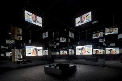 Doug Aitken, 'Black Mirror', 2011