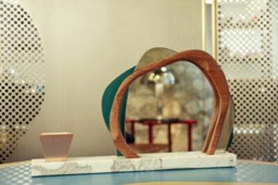 Karen Chekerdjian, 'Ikebana I - Vanity Mirror', 2013